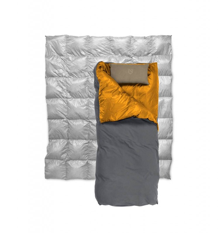 NEMO Equipment Muse Duvet Comforter and Cover