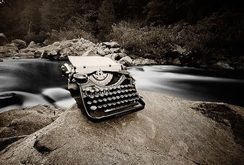 River Typewriter