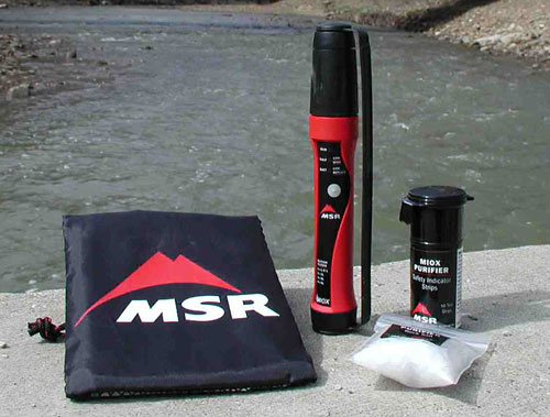MSR Miox Water Purifier