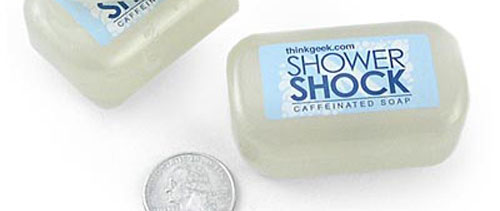 Shower Shock Travel Soap