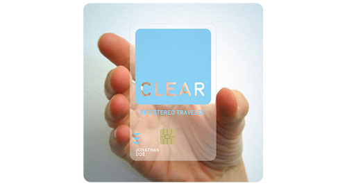 Fly Clear Card