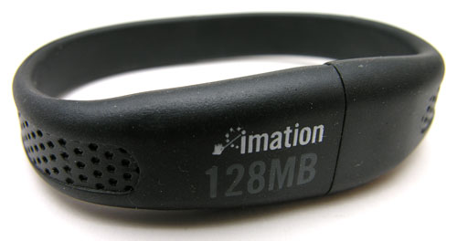 Imation USB Flash Drive Wristband