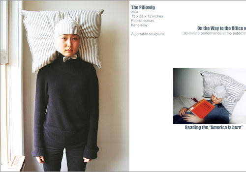 Pillowig - Travel Pillow