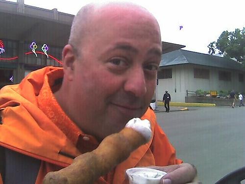 Andrew Zimmern Bizarre Foods