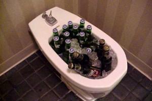 Toilet and Bidet