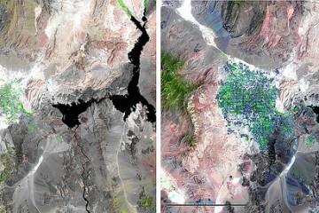 LandSat Vegas
