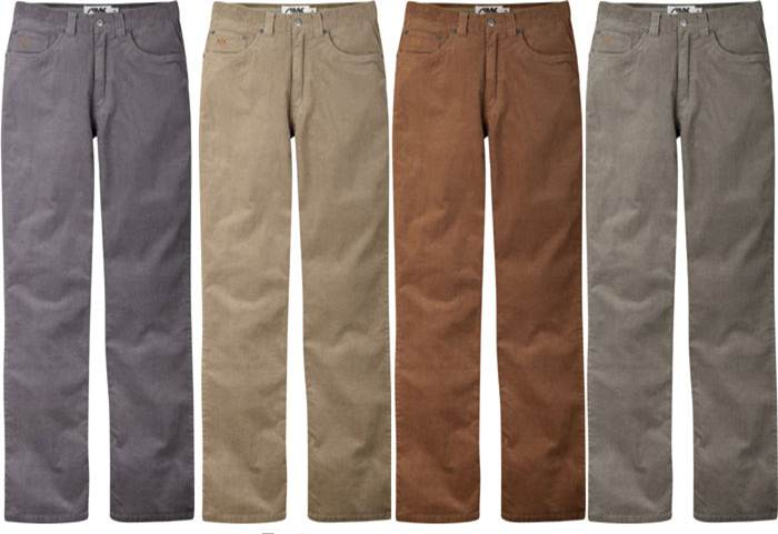 Mountain Khakis Canyon Stretch Cords
