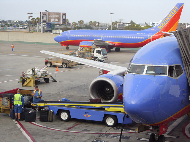 Image Result For Southwest Airlines Lost Baggage