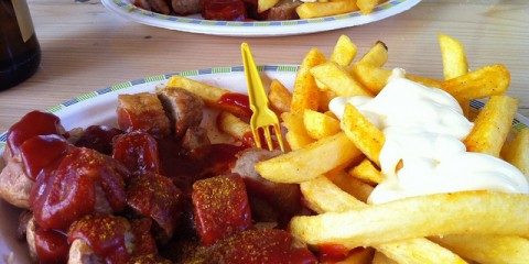 currywurst in berlin