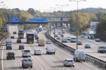 HA0489 - M25 Junction 8 to 11.