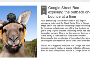 Google Roo Cam