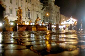 rome cobblestones
