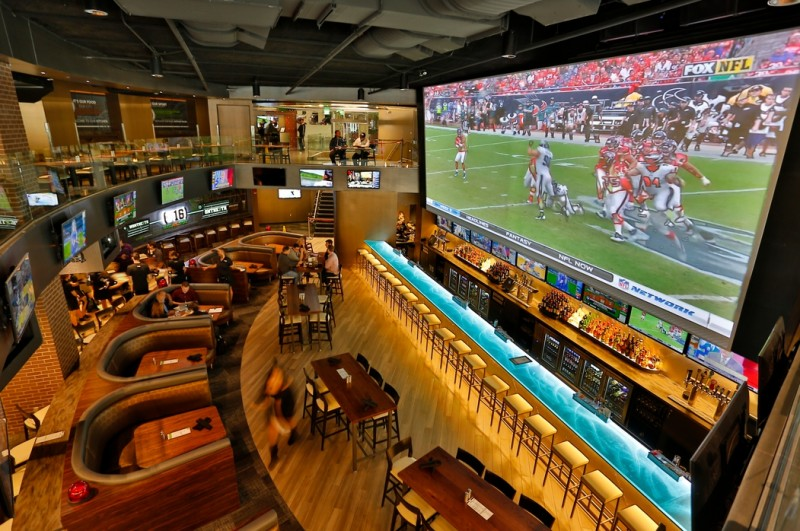 716 Food & Sports in Buffalo, New York