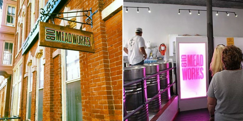 810 Meadworks in Medina, New York