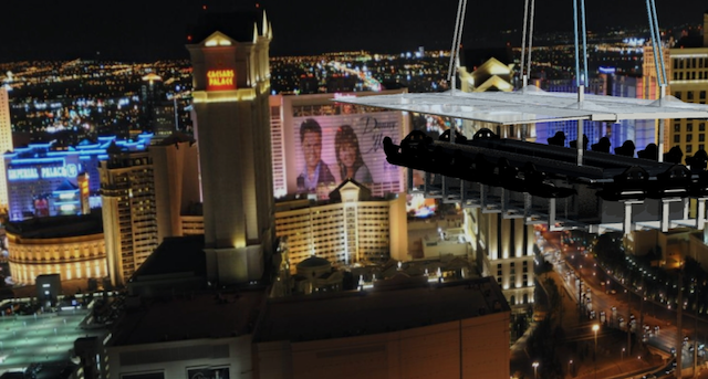 Vegas Concept Restaurant Will Take Dining to New Heights — Vagabondish