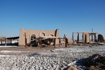 Abandoned Hot Springs in Niland, California