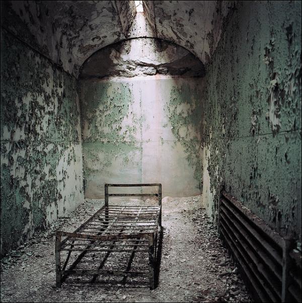 12 creepiest abandoned prisons on earth vagabondish. Black Bedroom Furniture Sets. Home Design Ideas