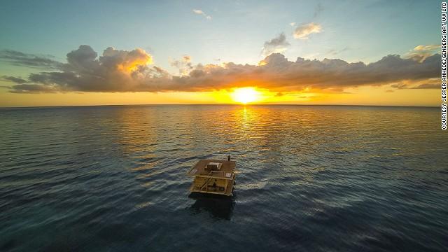 Sleep with the Fish(es) at Tanzania's New Underwater Hotel — Vagabondish