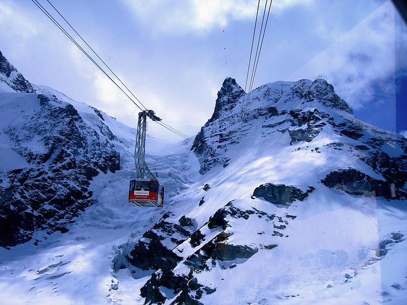 the scariest cable car rides on earth gallery  vagabondish