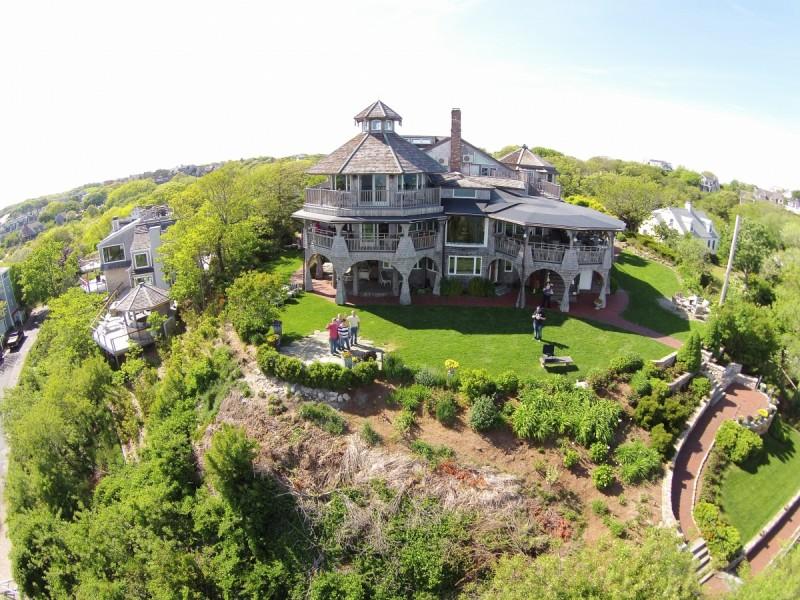 Land's End Inn in Provincetown, Massachusetts