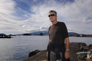 Anthony Bourdain in The Azores