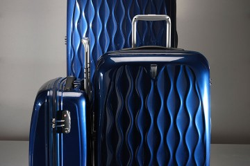 Antler Liquis Luggage (blue)