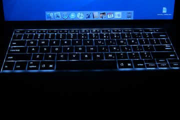 Apple Laptop Keyboard