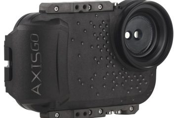 AxisGO X Waterproof Housing for iPhone X