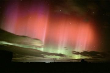 "Aurora Australis (""Southern Lights"")"