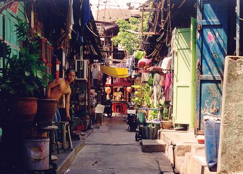 Backstreet, Bangkok