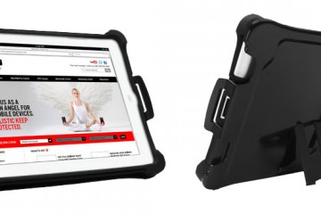 Ballistic Tough Jacket Series Case for iPad 2