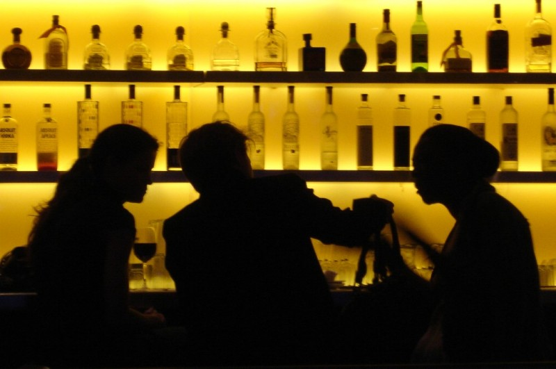 Bar Friends in Chicago, Illinois
