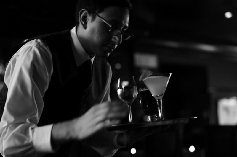 Bartender, Toronto, Canada