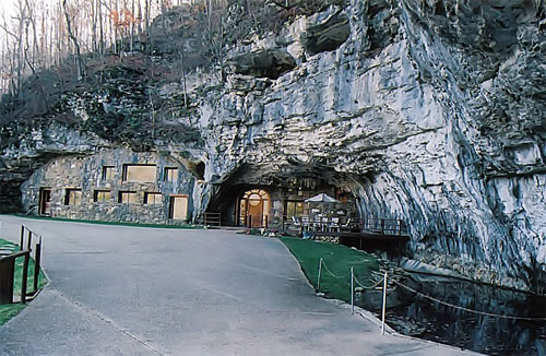 Beckham Creek Cave Haven