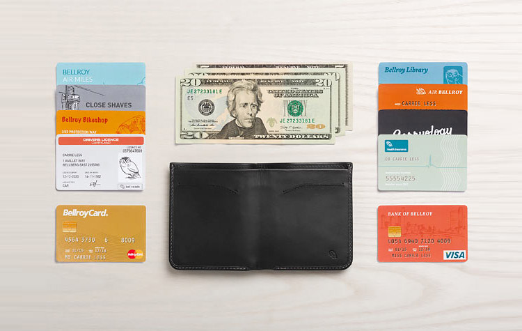 Bellroy High Line Slim Wallet