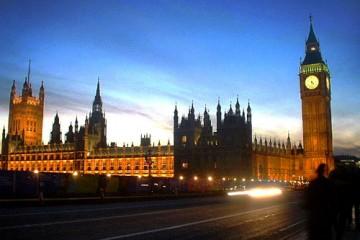 Big Ben & The Parliament, London