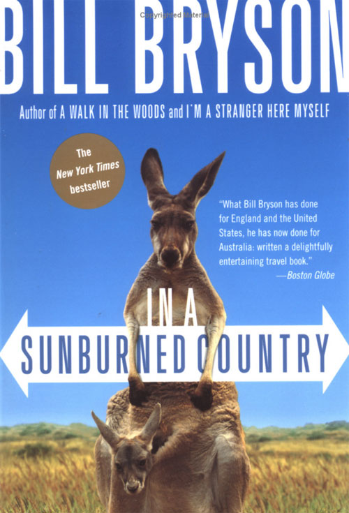 Bill Bryson: In a Sunburned Country