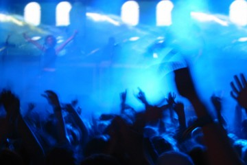 Blue Foundation Playing Roskilde Festival, Denmark