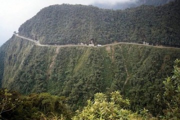Highway of Death, Bolivia