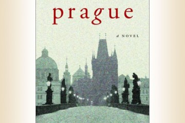Travel Book: Prague by Arthur Phillips