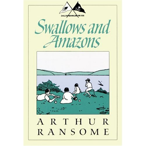 Travel Book: Swallows and Amazons by Arthur Ransome