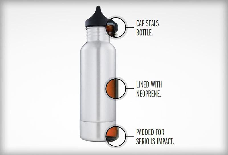 BottleKeeper Travel Beer Coozie