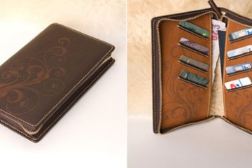 Braithwaite Wallets - The Vagabond Travel Wallet