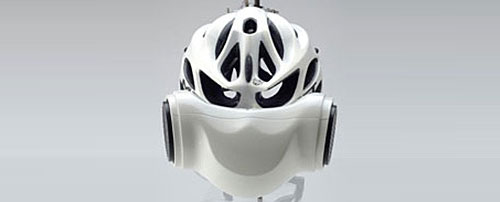 Breathe Air Helmet