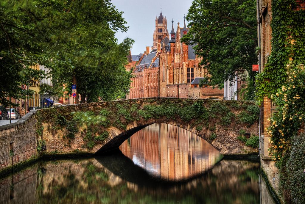 Photo of the Moment: Good Morning, Bruges — Vagabondish