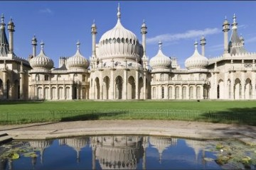 Brighton Pavilion, England, UK