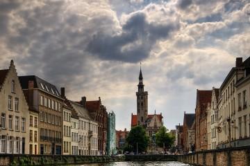 Bruges City Centre, Belgium