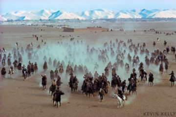Buzkashi: Afghanistan's Bloody National Sport