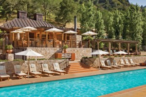 Calistoga Ranch in California