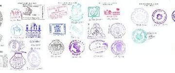 Camino de Santiago de Compostela Passport